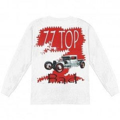 ZZ TOP / BAD HOT ROD / VINTAGE / LONG SLEEVE SHIRT