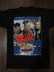ZZ TOP / 2007 TOUR / T-Shirt