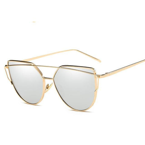 CAT EYE LUXURY SUNNIES