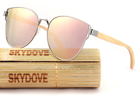 WOODEN POLARIZED SUNGLASSES