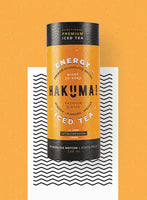 HAKUMA ENERGY Black Matcha CartoCan