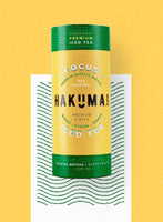 HAKUMA FOCUS Green Matcha CartoCan