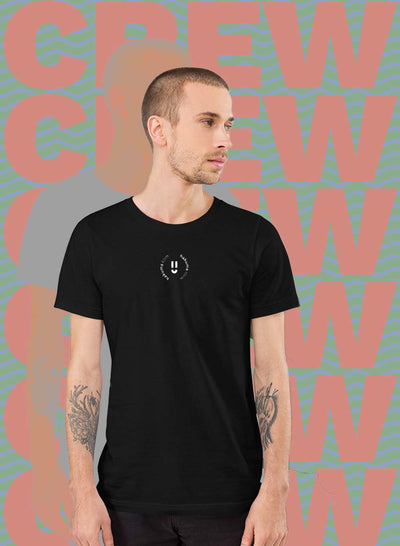 CREW TEE MEN - HAKUMA Premium Iced Tea