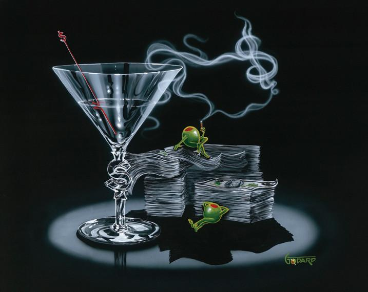 Cashtini by Michael Godard