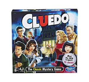 Cluedo The Classic Mystery Game Meet The New Suspect Dr. Orchid - WERONE