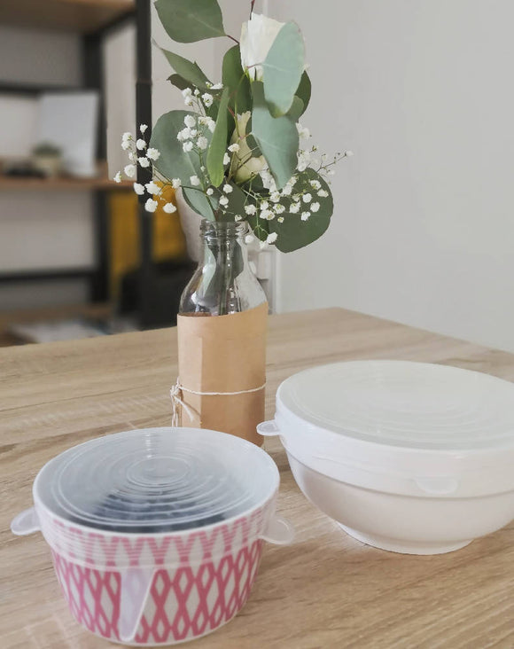 Silicone Bowl Lids