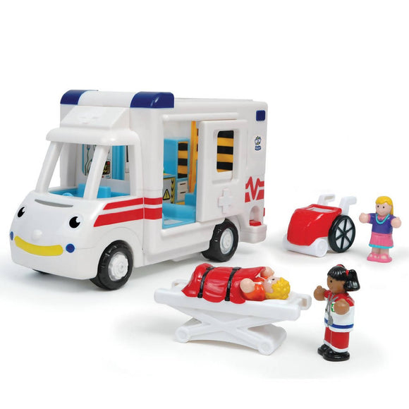 WOW Toys Robin's Medical Rescue - WERONE