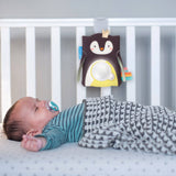Taf Toys Prince the Penguin Baby Soother - WERONE