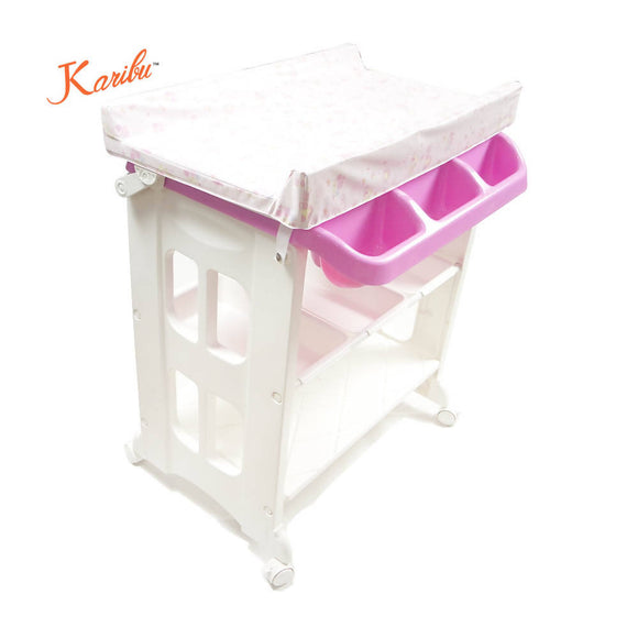 Karibu 2-in-1 Bath Station - WERONE