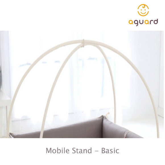AGUARD Bumper Bed Mobile Stand – Basic - WERONE