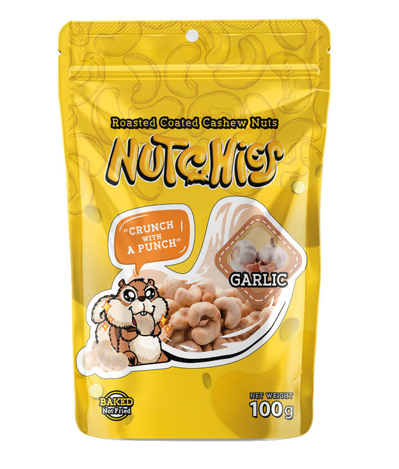 Nutchies Wild Garlic 100g - WERONE