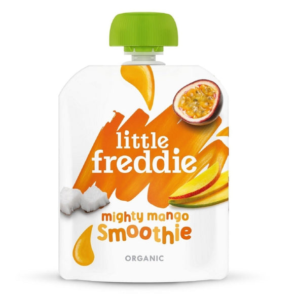 Little Freddie Mighty Mango Smoothie 90g - WERONE