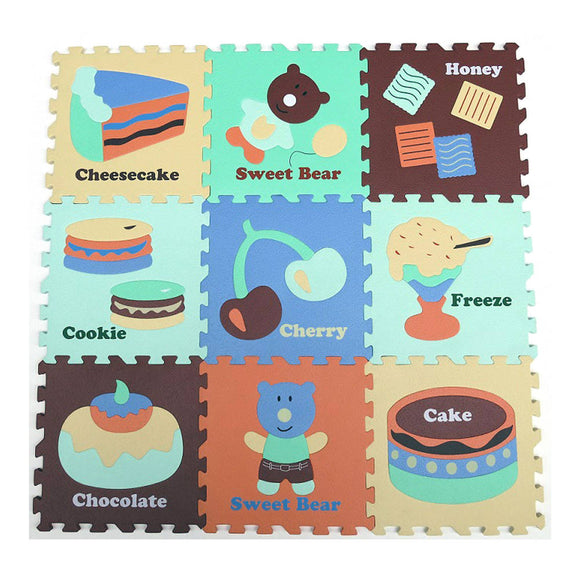GB Puzzle Mat – Sweet Bear - WERONE