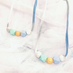 ARIA TEETHING NECKLACE - WERONE