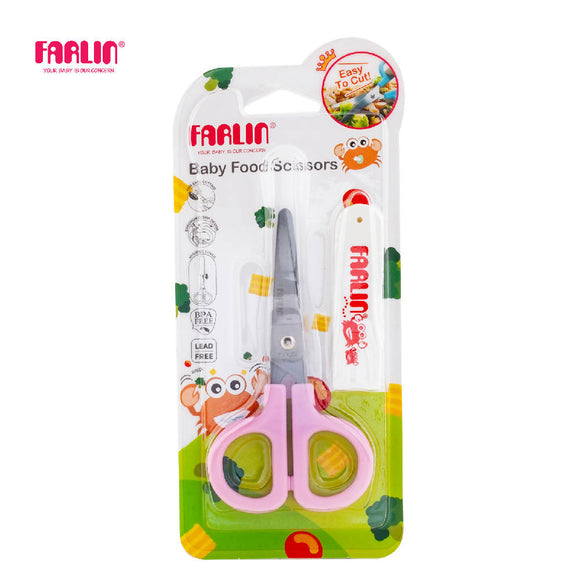 Farlin Baby Food Scissors - WERONE