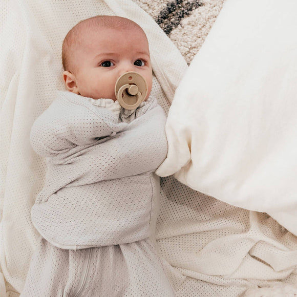 Bubba Blue Air+ Swaddle Suit Grey