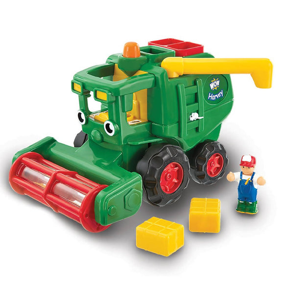 WOW Toys Harvey Harvester - WERONE