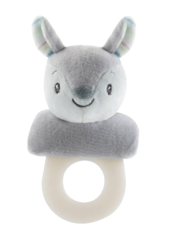Shears A Gift of Love Teether Baby Gift Toys - Sandy The Squirrel - WERONE