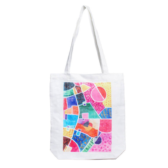 Twopluso Colours of Life - Joy Charity Bag