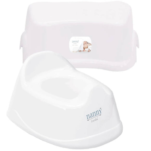 Nanny Potty + Step Stool - WERONE