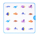 The Memory Game : Animals - WERONE