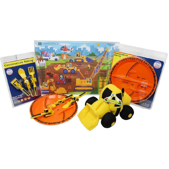 Constructive Eating - CONSTRUCTION COMBO SET - WERONE