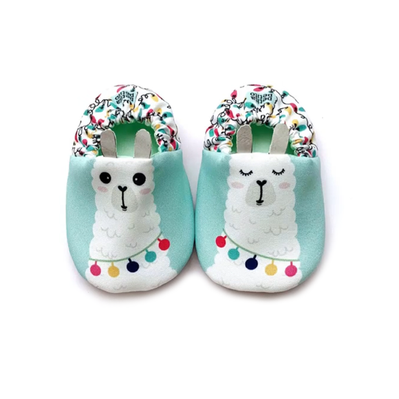 MINI SHOES // ALFIE THE ALPACA