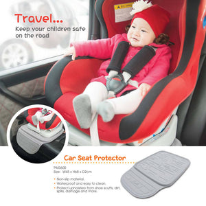 Karibu Car Seat Protector with EN71-1:2014 - WERONE
