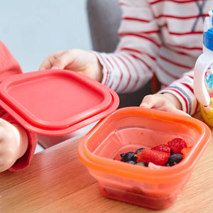 Marcus & Marcus Collapsible Snack Container - Marcus - WERONE