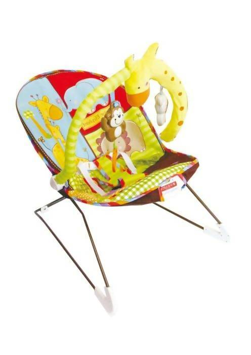 Shears Animal Paradise Playmate Bouncer - WERONE