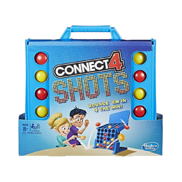 Connect 4 Shots Game - WERONE