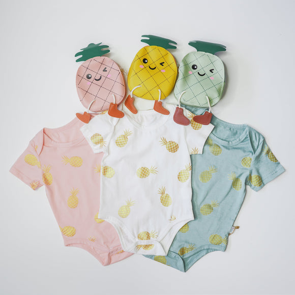 [Anak & I x Colorfull] Pineapple Set