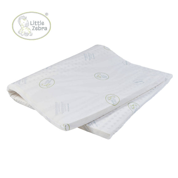 Little Zebra Latex Large Cot Mattress - WERONE