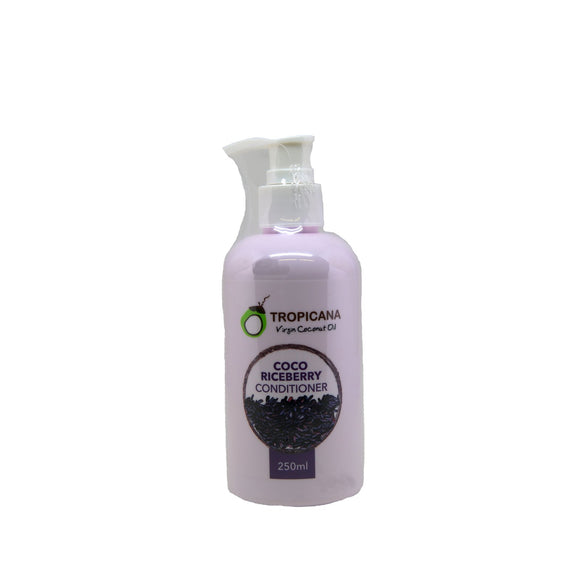 Tropicana Virgin Coconut Oil - Coco Riceberry Conditioner - 250ml - WERONE