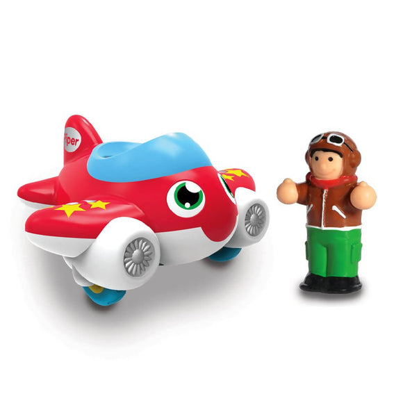 WOW Toys My First WOW- Jet Plane Piper - WERONE