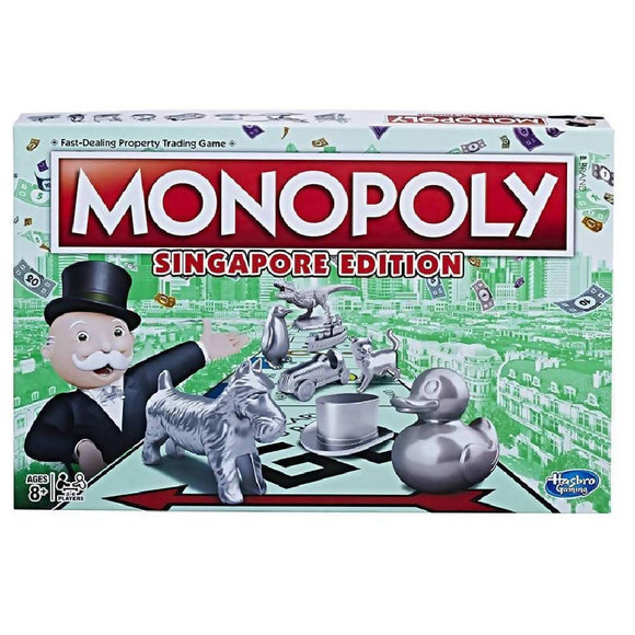 Monopoly Singapore Edition - WERONE