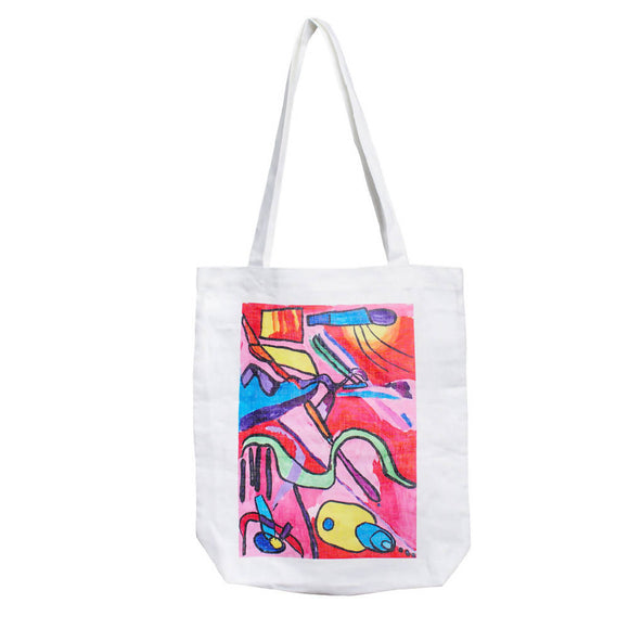 Twopluso Colours of Life - Sanguine Charity Bag - WERONE