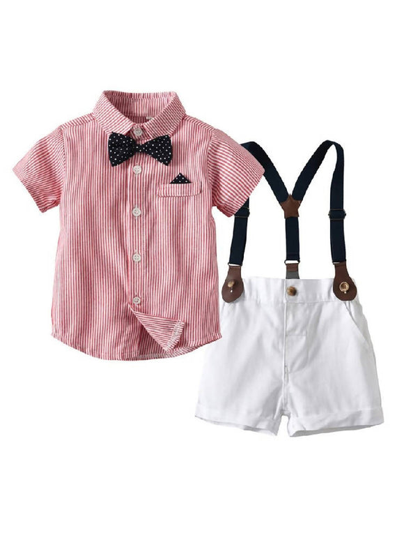 Tyler Stripe 3-piece boy set