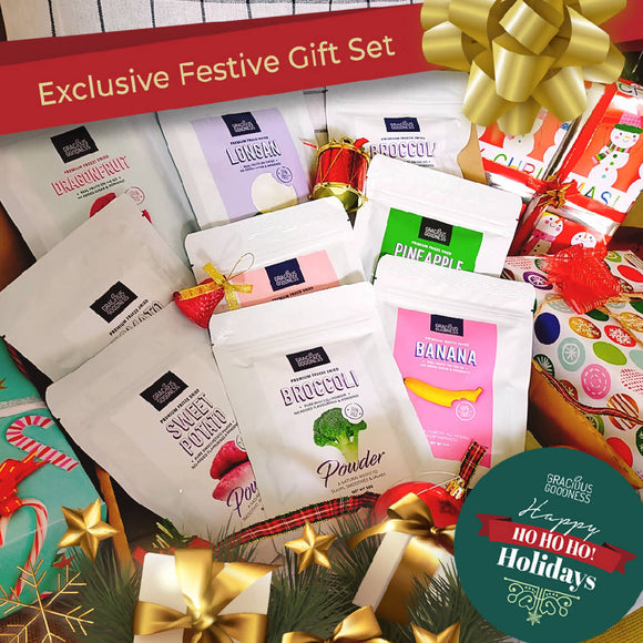Gracious Goodness Festive Value Pack