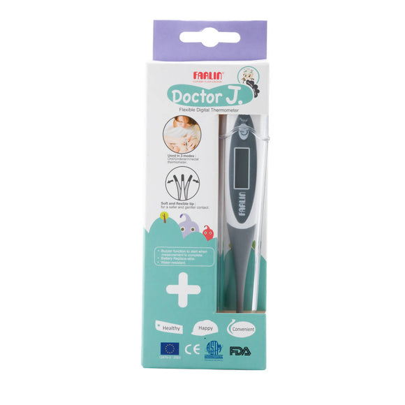 Farlin Doctor J. Flexible Tip Digital Thermometer