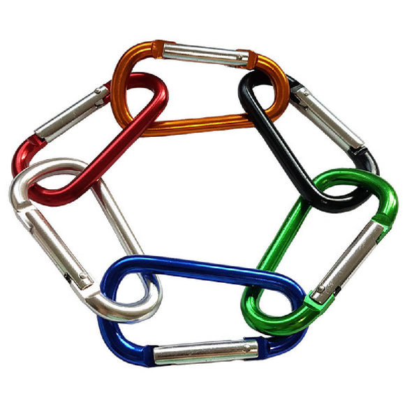 Adventure World SMD 7 Carabiner (Assorted Colours) - WERONE