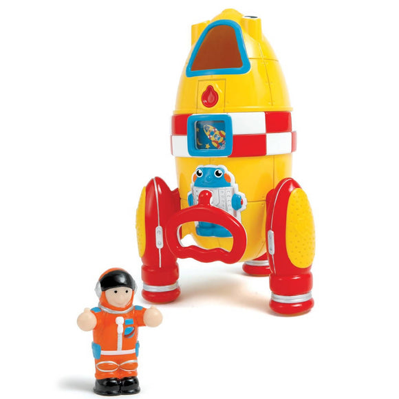 WOW Toys Ronnie Rocket - WERONE