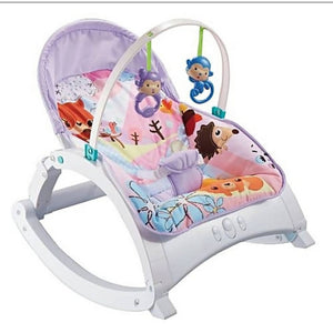 Shears Baby Music Portable Rocker Newborn to Toddler with music & vibrations - WERONE