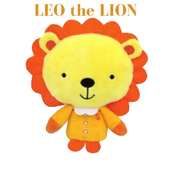 Shears Bobblies Baby Toy Leo the Lion SBLY - WERONE