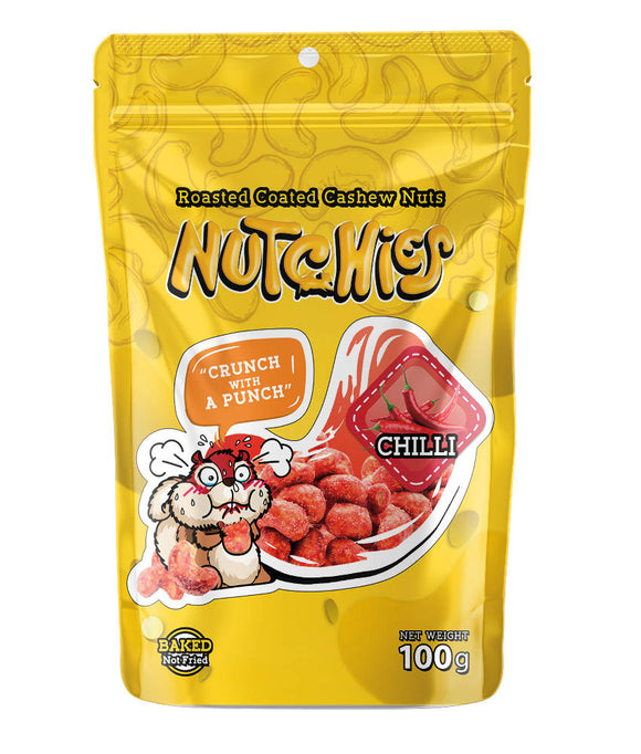 Nutchies Chilli 100g - WERONE