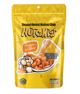Nutchies Cheddar Cheese 100g - WERONE