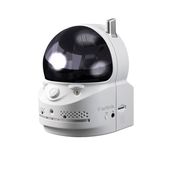 Pan & Tilt IP Baby Camera - WERONE