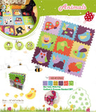 GB Puzzle Mat – Animals - WERONE