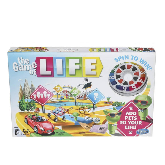 Hasbro Games Game of Life Board - WERONE