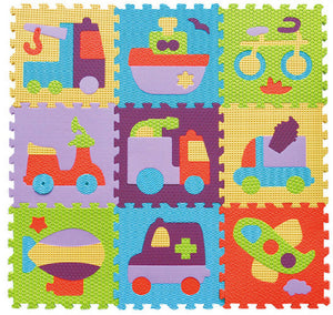 GB Puzzle Mat – Vehicle - WERONE